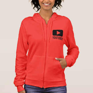 Professional YouTube Channel   Cool YouTuber Hoodie
