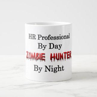 Professionnel d'heure/chasseur de zombi mug jumbo