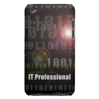 Professionnel IT binaire Coque iPod Touch
