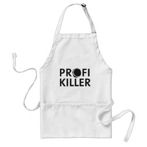 professionnel tueur tablier
