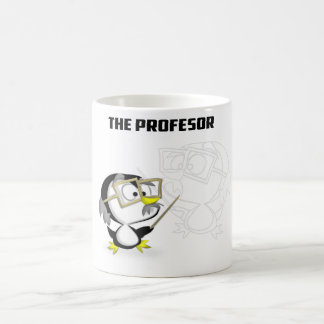Professor Penguin Coffee Mug