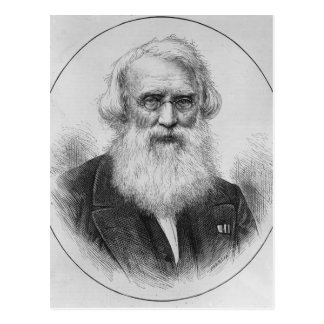 Professor Samuel Finley Breese Morse Postcard