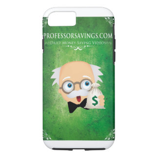 Professor Savings iPhone 7 Case