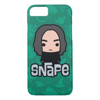 Professor Snape Cartoon Character Art iPhone 8/7 Case