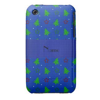 Profil sous convention astérisque bleu nommé coque iPhone 3