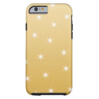 Profil sous convention astérisque de blanc et de coque iPhone 6 tough