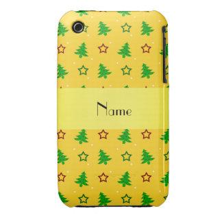 Profil sous convention astérisque jaune nommé coques iPhone 3