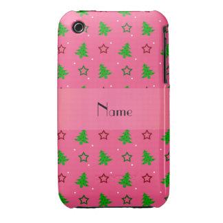 Profil sous convention astérisque rose nommé coques iPhone 3 Case-Mate