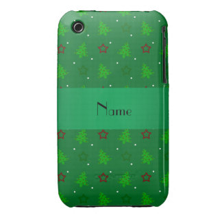Profil sous convention astérisque vert nommé perso étui iPhone 3