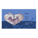 Profile Card -Pegasus Heart Business Card Template