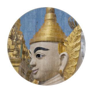 Profile Of Buddha Statue Boards