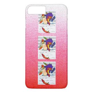 Profiles and shoes illustration case' iPhone 7 plus case