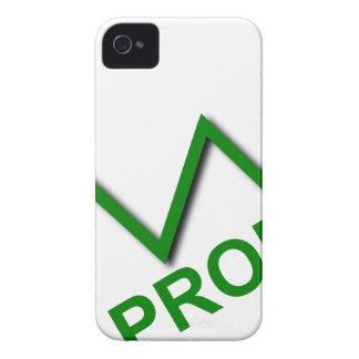 Profit Curve Case-Mate iPhone 4 Case