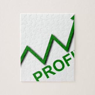 Profit Curve Jigsaw Puzzle