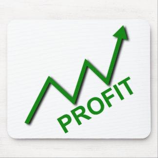 Profit Curve Mouse Pad