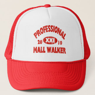 Profressional Mall Walker Trucker Hat