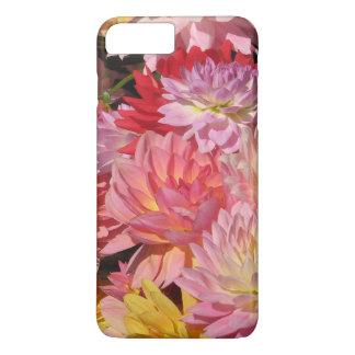 Profusion of Dahlia Flowers iPhone 7 Plus Case