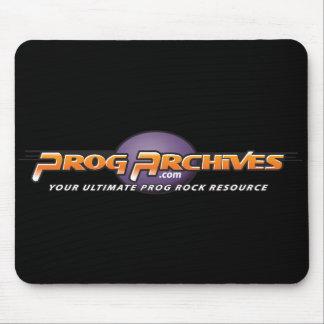Progarchives.com Official Mouse Pad