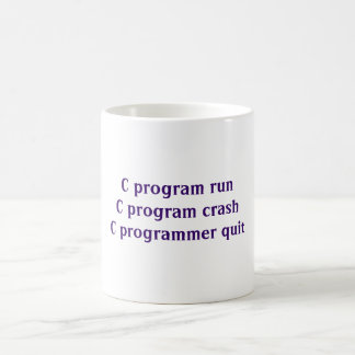 Program Mug