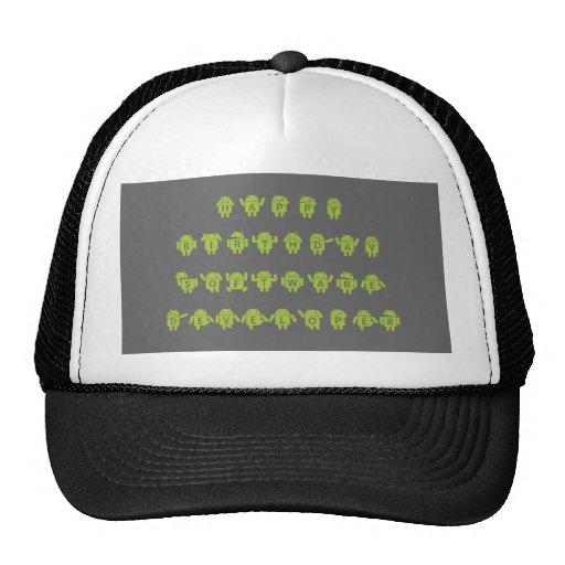 Programmateur de logiciel de joyeux anniversaire ( casquette de camionneur