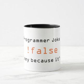 Programmer Joke Mug