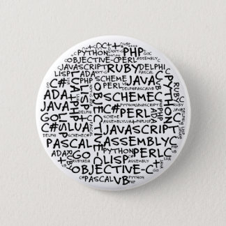 Programmers Have Multiple Programming Skills 2 Inch Round Button