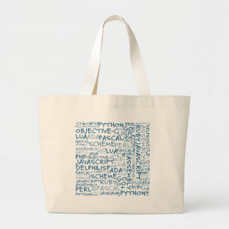 Programmers Have Multiple Programming Skills Canvas Bag