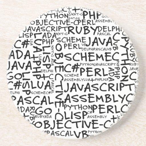Programmers Have Multiple Programming Skills Coasters
