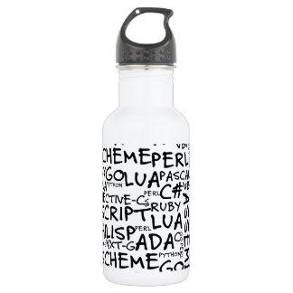 Programmers Have Multiple Programming Skills 18oz Water Bottle