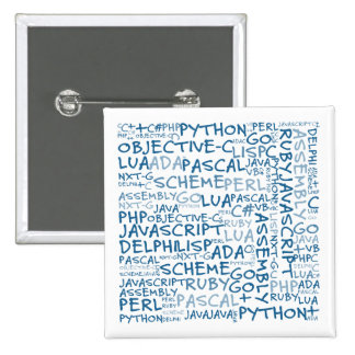 Programmers Have Multiple Programming Skills Pin