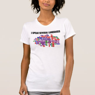 Programmers Have Multiple Programming Skills T-shirt
