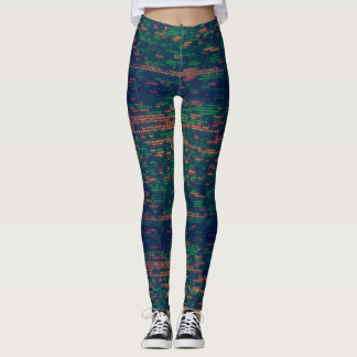 Programming Code for Developers Leggings