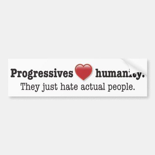 Progressive Love sticker