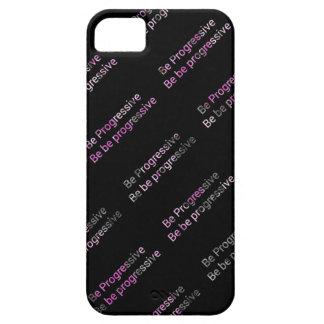 Progressive phonecase iPhone 5 cases