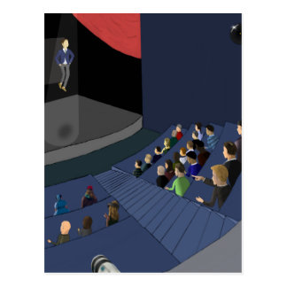 Project 2035 postcard