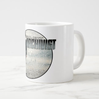 Project Archivist Archie Jumbo Coffee mug