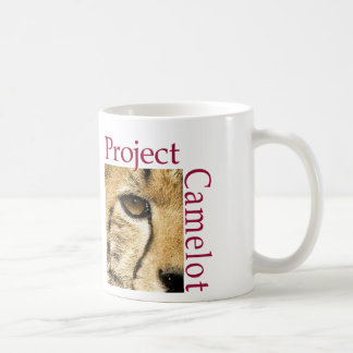 Project Camelot Classic White Coffee Mug