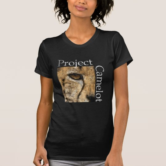 Project Camelot Dark Apparel (Weathered Look) T-Shirt