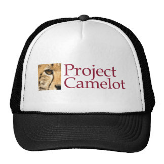 Project Camelot Trucker Hats