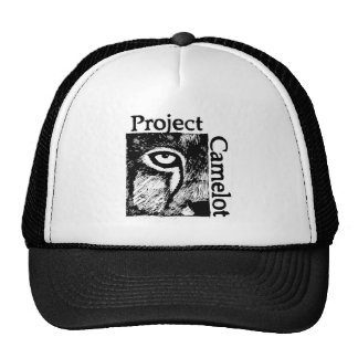 Project Camelot Mesh Hats