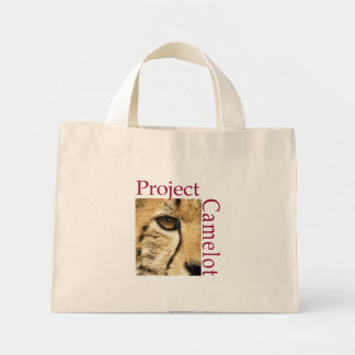 Project Camelot Mini Tote Bag