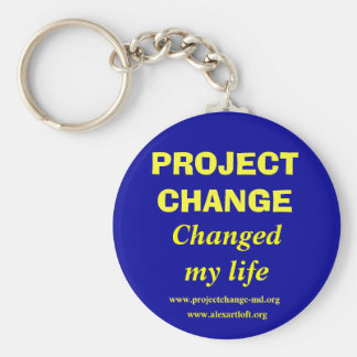 Project Change Key Chains