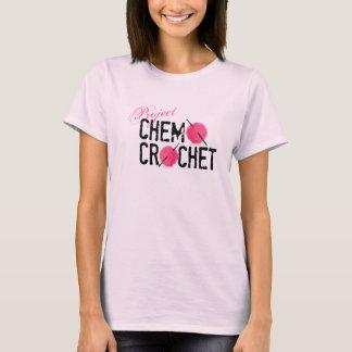 Project Chemo Crochet logo women's shirt
