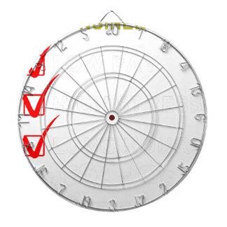 project engineer dartboard