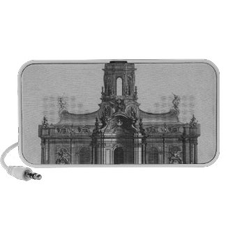 Project for the church of Saint-Sulpice PC Speakers
