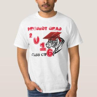project grad shirt