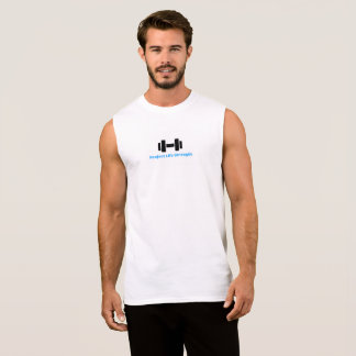 Project Life Strength Tank Top