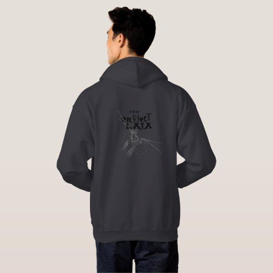 project lxix Men's hooded sweeatshirt Hoodie
