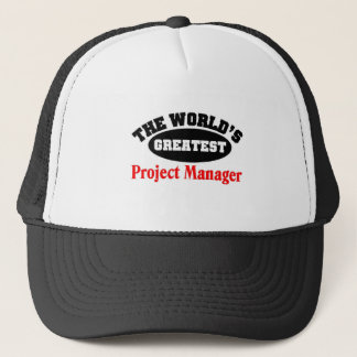 Project Manager Trucker Hat