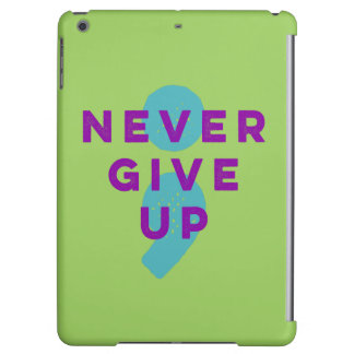 Project Semicolon Never Give Up Suicide Prevention Case For iPad Air